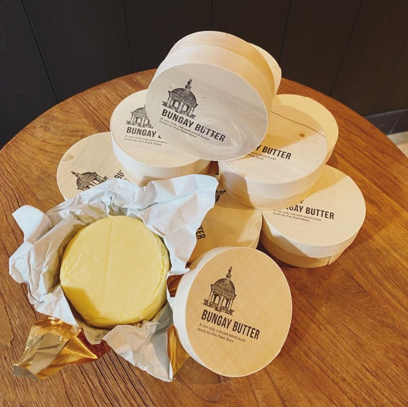 画像1: 【冷凍便・チーズと同梱不可】BUNGAY BUTTER 〜バンゲイ バター (1)