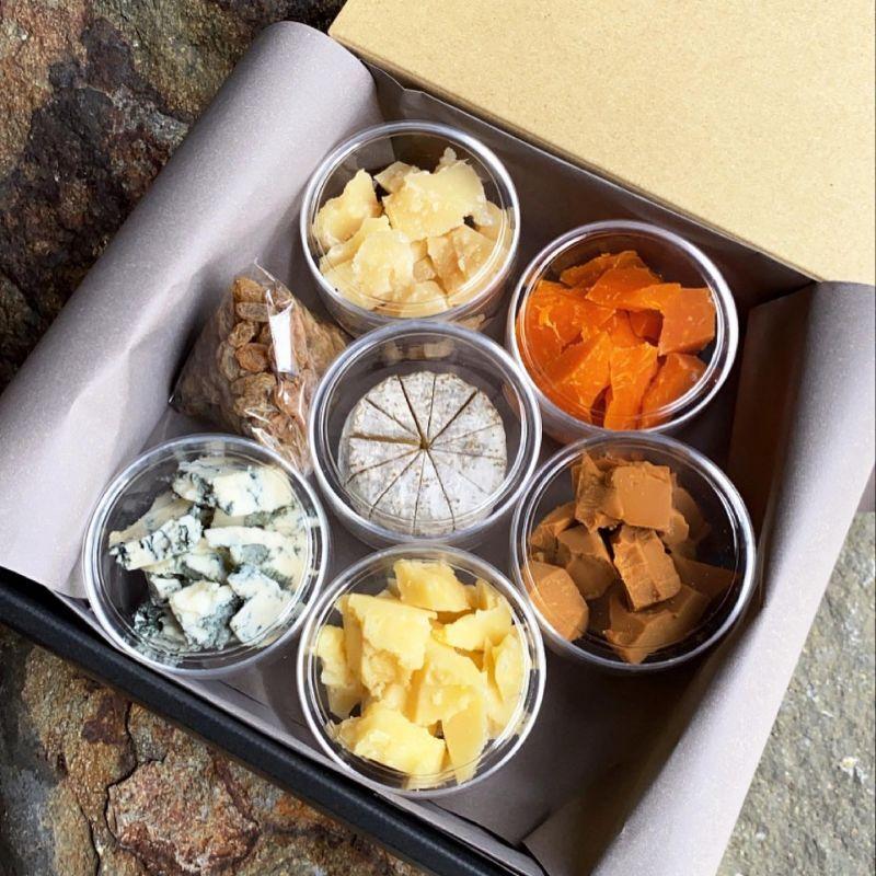 画像1: チーズアソートギフトセット〈ベージックBOX〉 (1)