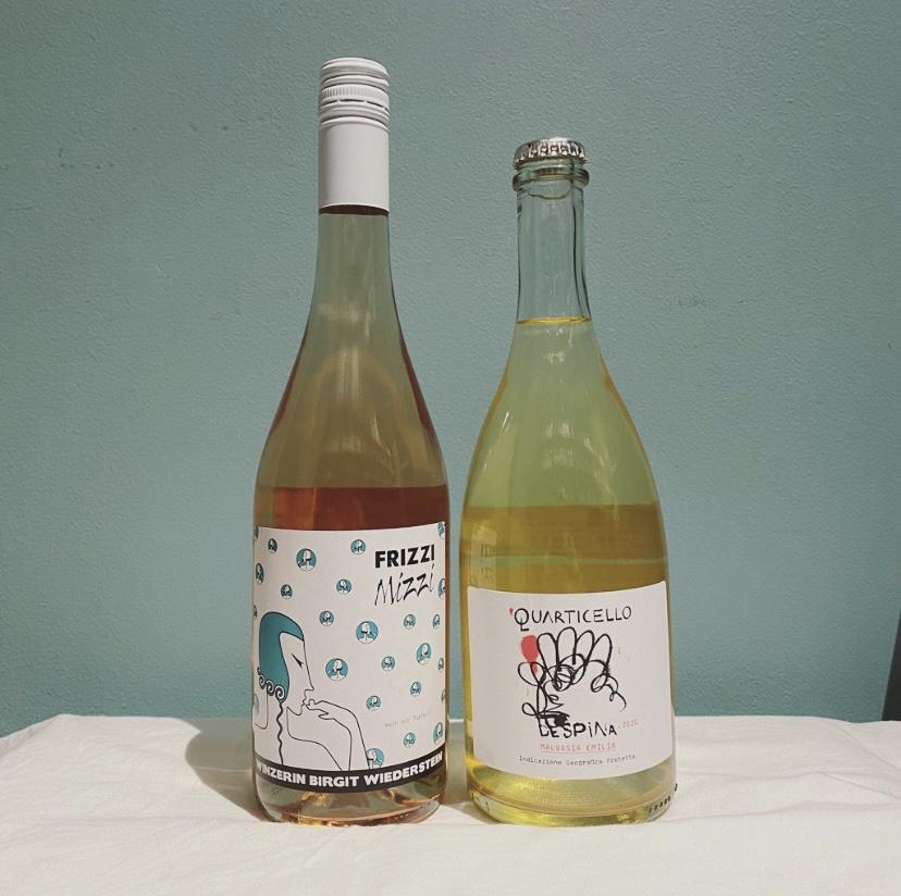画像1: 限定12セット【泡祭2021】スパークリングワイン2本セット 販売価格:¥5,280→¥4,752(10%OFF!) (1)